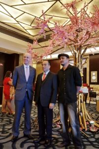 Crimson Hotel Filinvest City manager artist and expert