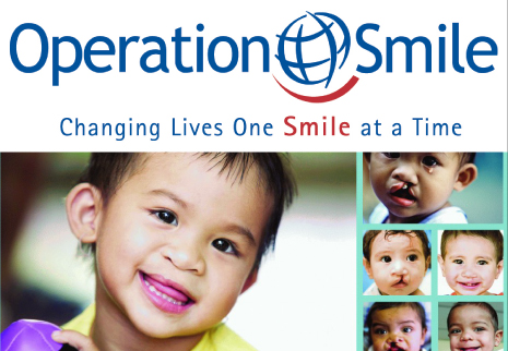 Operation Smile until we heal