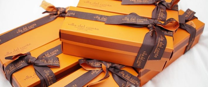 Villa del Conte: Wedding Favors for Our Beloved Principal Sponsors #JeffJeniDoTake2