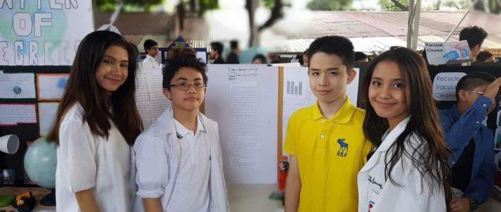 montessori de san juan students