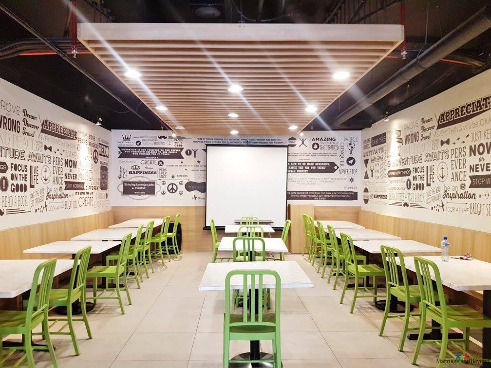 madison 101 hotel cafeteria