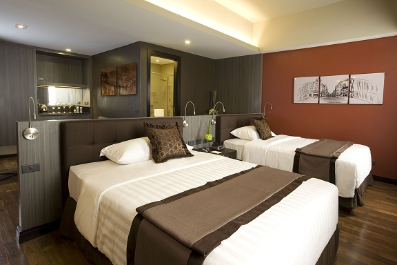 f1 hotel accommodation