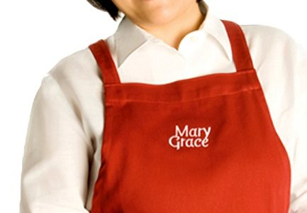 The secret ingredients in Mary Grace's recipe for success
