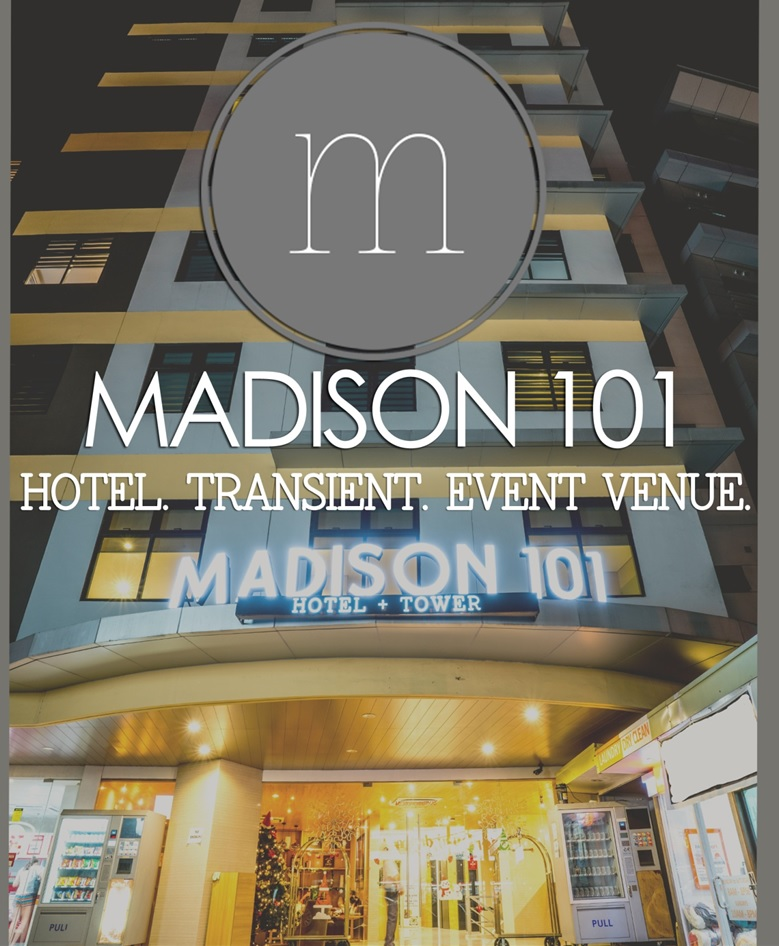 Madison 101 Hotel + Tower frontage