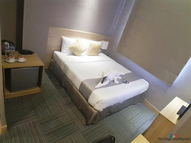 Madison 101 hotel King superior room