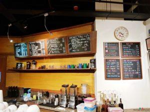 Madison 101 Hotel Qups Quarters Cafe menu