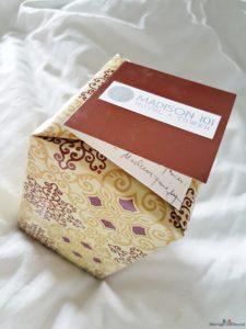 Madison 101 Hotel gift