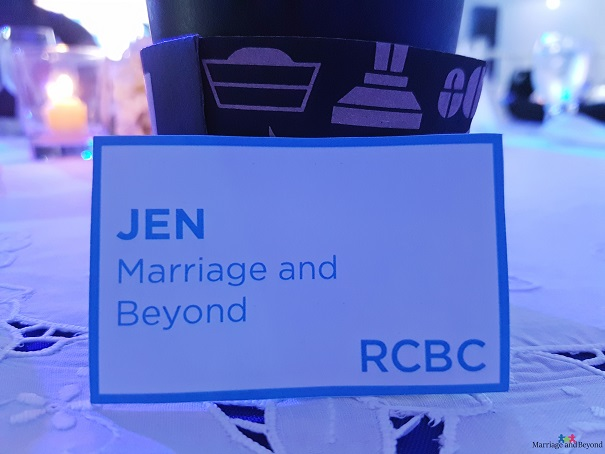Marriage and Beyond for RCBC