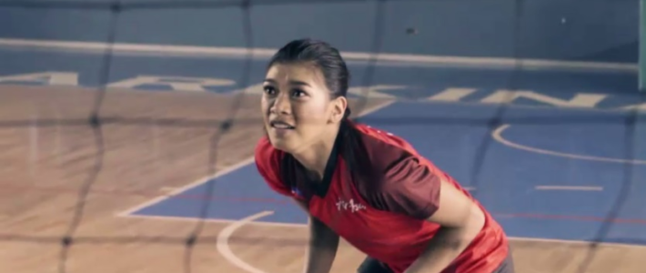 Alyssa Valdez - AirAsia Dare to Dream