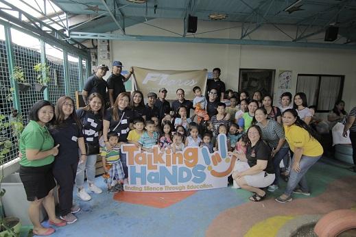 F1 Hotel Manila Community Engagement Programme