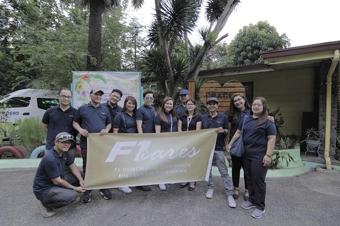 F1 Hotel Manila Community Engagement Program