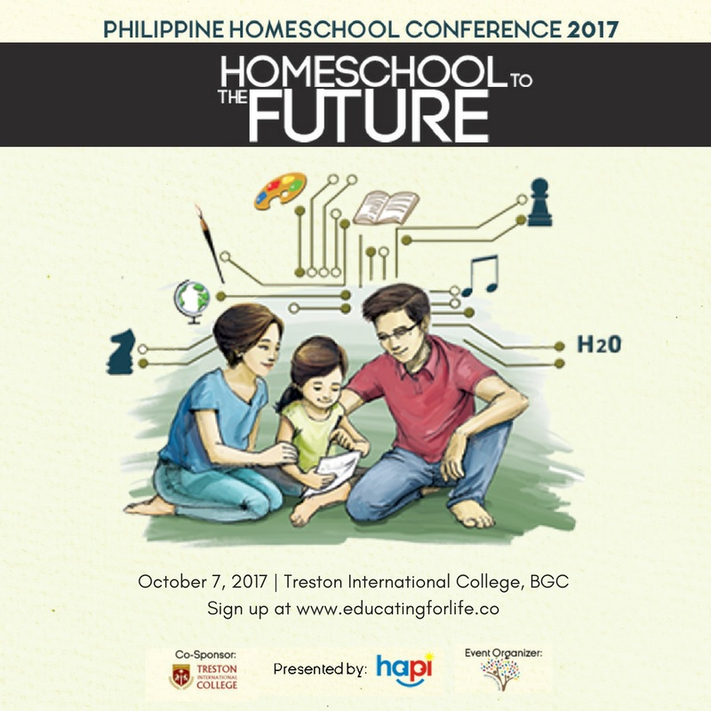 Phil Homeschool Conference 2017 Homeschool to the Future
