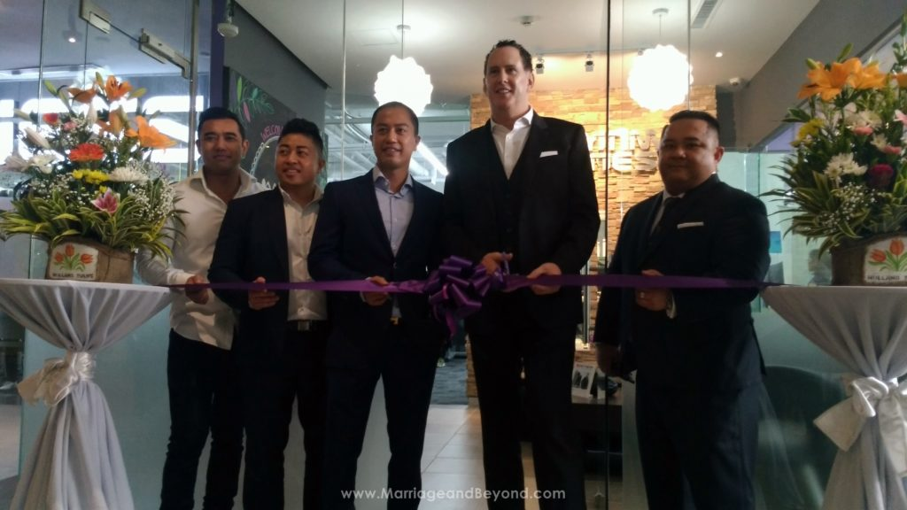 Anytime Fitness Glorietta 5 branch opening
