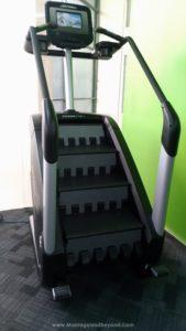 Anytime Fitness Glorietta 5 stair climber