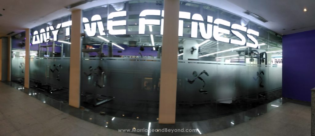 Anytime Fitness Glorietta 5