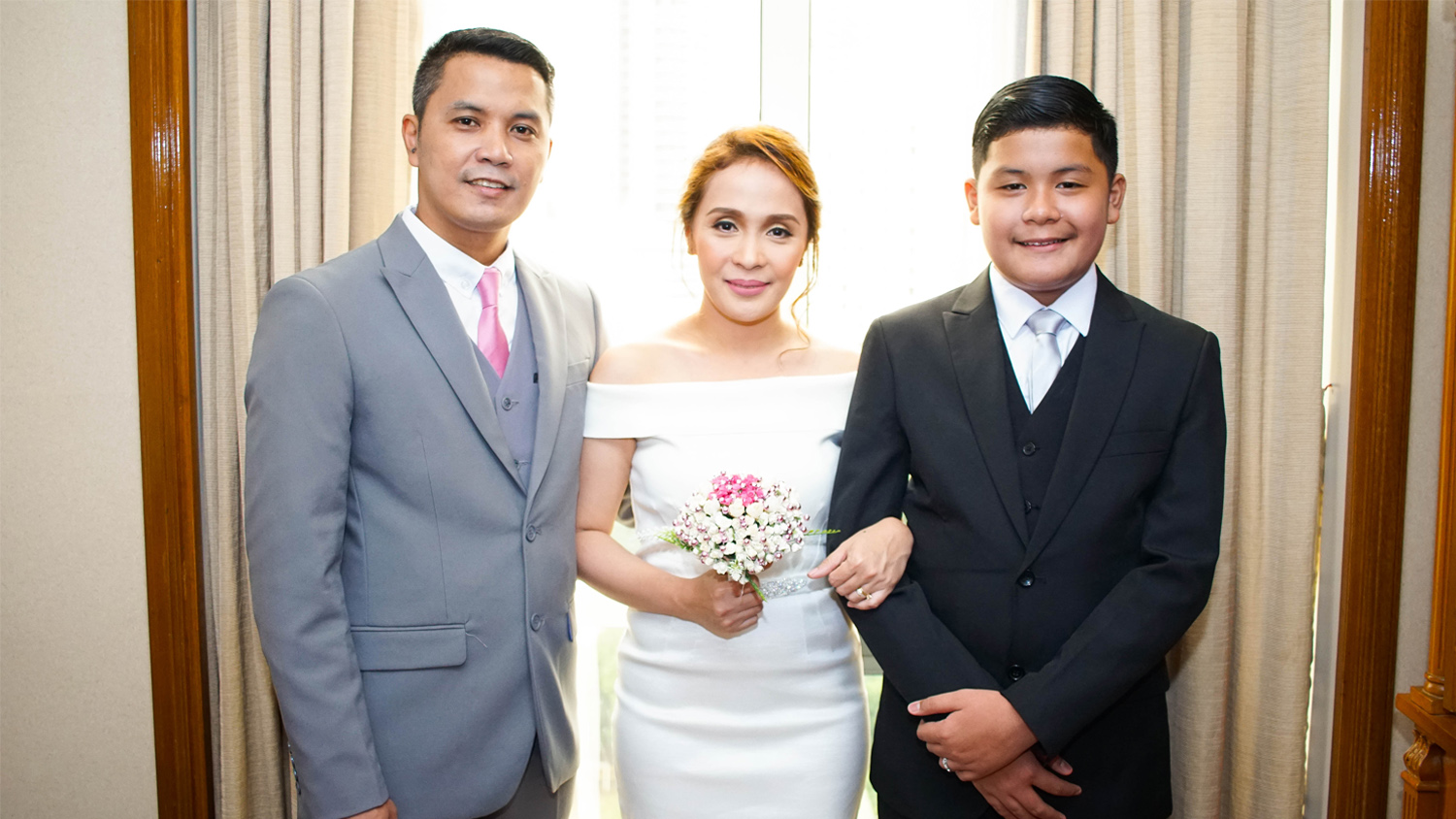 Marriage and Beyond - Aspacio family pic