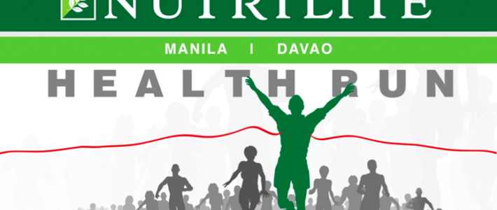 NUTRILITE™ Kicks Off Its 5th Health Run #NutriliteHealthRun2017