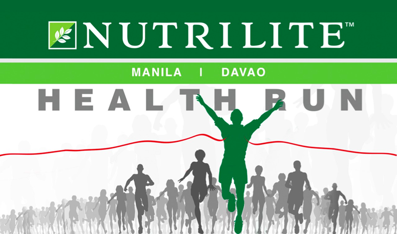 Nutrilite Health Run 2017 logo