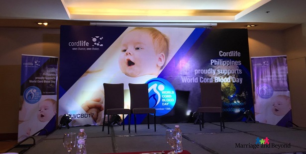 Cordlife World Cord Blood Day