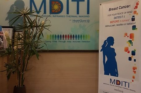 My Thermography Experience at MDITI by HealthQuest