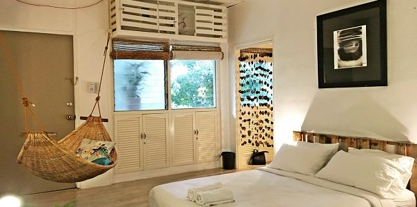 The Nest by the Sea in Subic Freeport bedroom