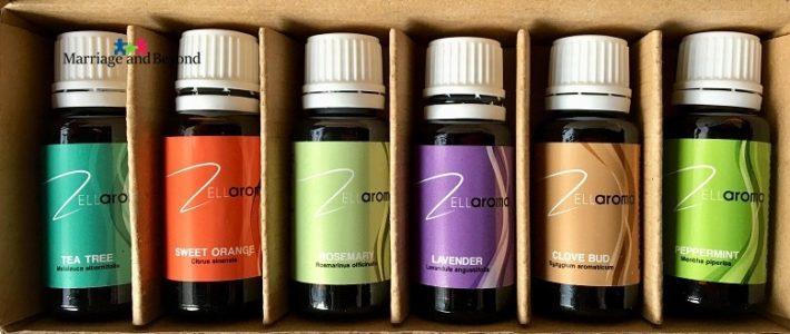 Zellaroma Essential Oils