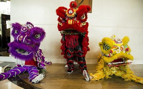 F1 Hotel Manila Welcomes the Year of the Earth Dog