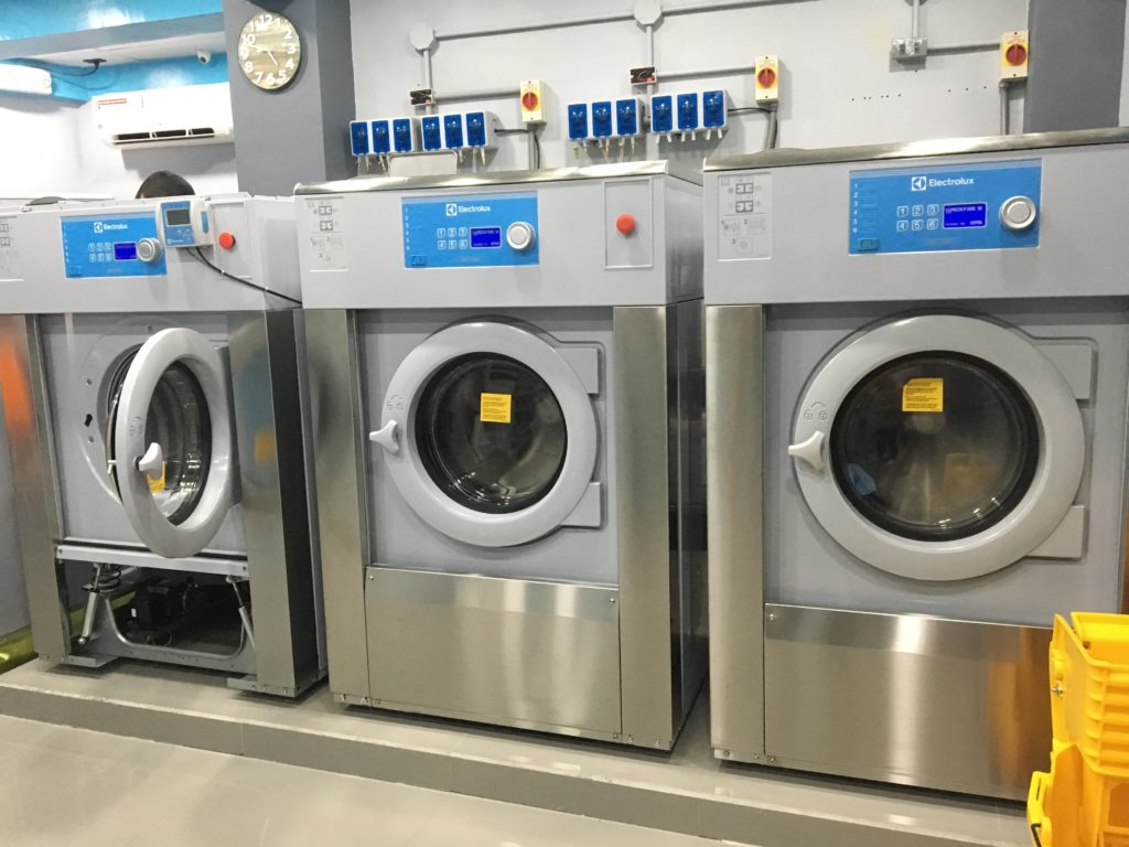 ELS Clean Tech Washer