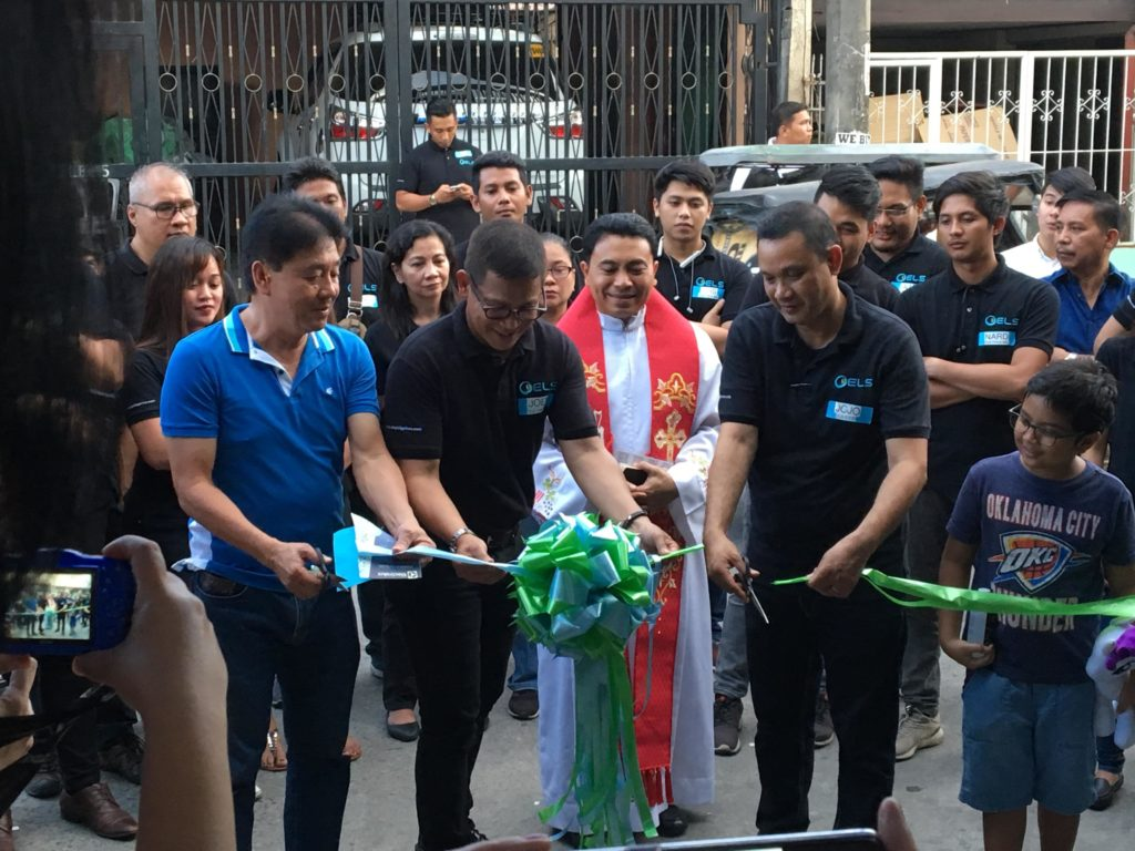 ELS Clean Tech Corporation Inauguration and Electrolux Warehouse