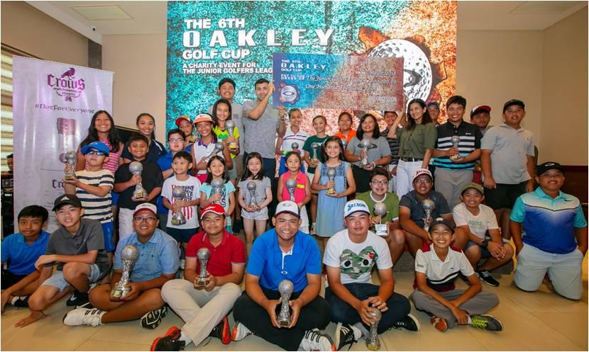 Oakley 6th Golf Cup 1