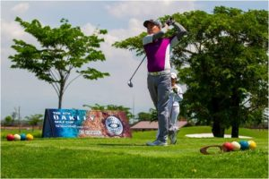 Oakley 6th Golf Cup 2