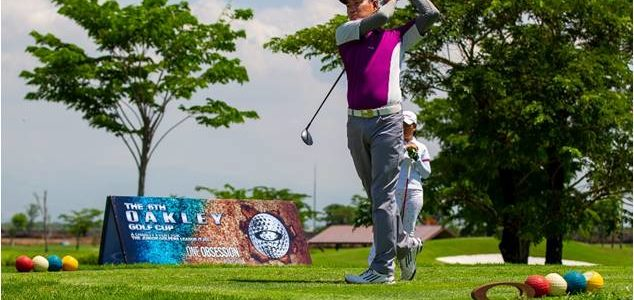 Rock & Roll: Oakley hosts 6th Golf Cup in Support of The Junior Golfers League