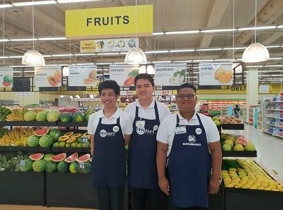 Persons with Autism Learn Life Skills at the Supermarket