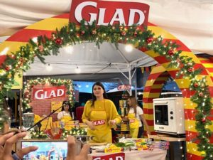 Dimples Romana for Glad Kitchen