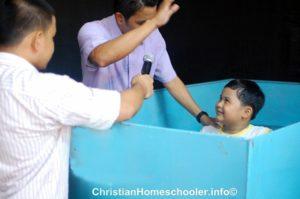 Jed baptized May29 2011