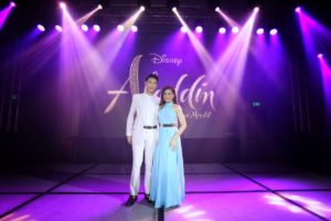 Aladdin Morissette and Darren Espanto