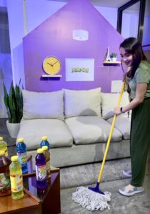 Make Cleaning Fun with #MyCleanMovesPh with #Pinesol