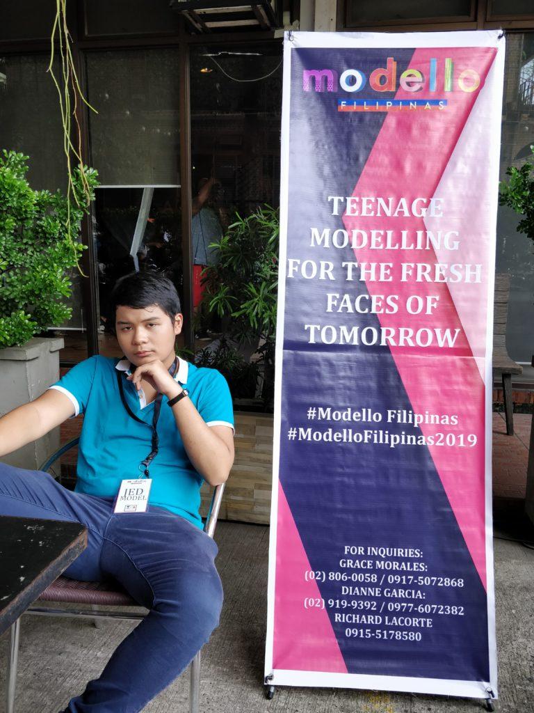 modello filipinas teenage model
