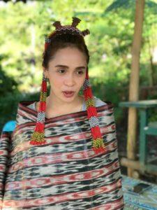 Sebul Farm Exploring Organic Agriculture ATI 10th Bloggers Event suwat hairdress and t'nalak cloth