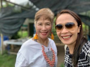 Sebul Farm Exploring Organic Agriculture ATI 10th Bloggers Event with Mayette Sy