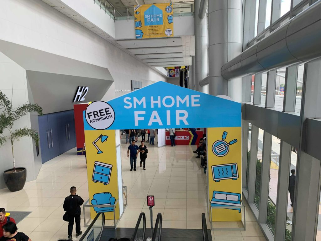 akemi at smx sm home fair
