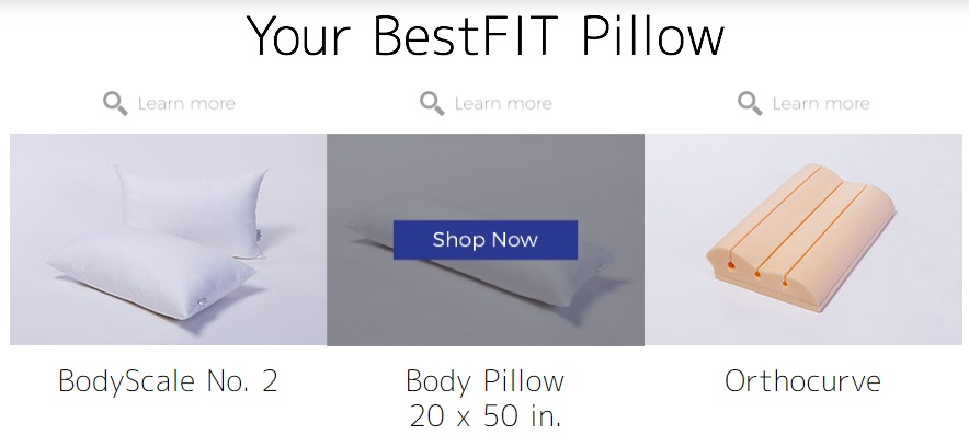Mr. Big Best Fit Pillow