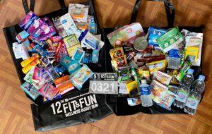 Robinsons Supermarket BuddyRun12 loot bag