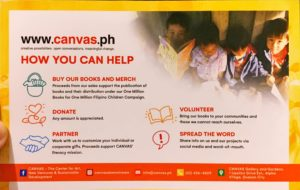 CANVAS Child Literacy Advocacy
