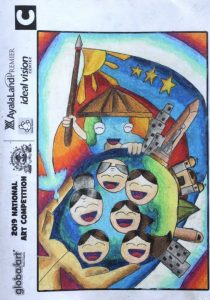 My ART-PPRECIATION: Globat Art Philippines National Competition Grand Champions