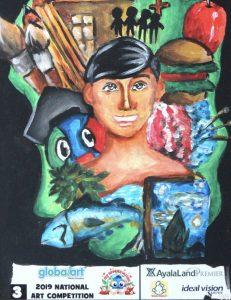 My ART-PPRECIATION: Globat Art Philippines National Competition Grand Champions