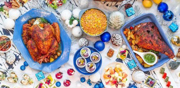 Christmas at F1 Hotel Manila An American Feast