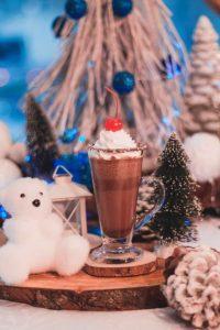 Christmas at F1 Hotel Manila Choco Mud Slide