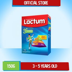 No More Nutrition Gaps with Lactum 3+ Powdered Milk at Shopee 9.9