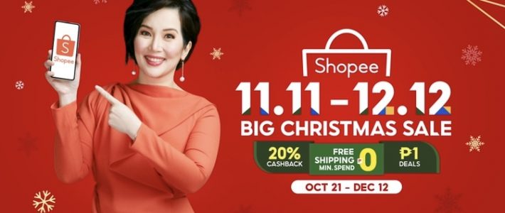 Kris Aquino for shopee 11.11 and 12.12 promo